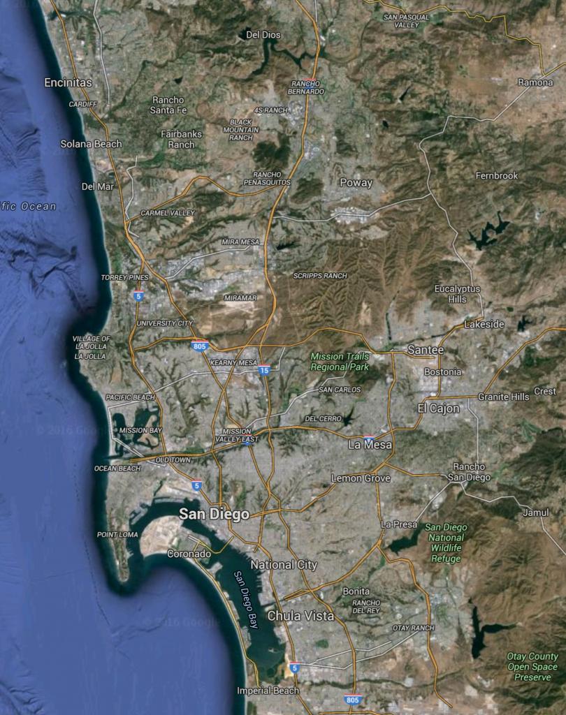 San Diego Land Conservation